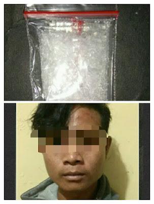 """Ahmad """"Penjual Narkoba"""" Diciduk Polisi"""