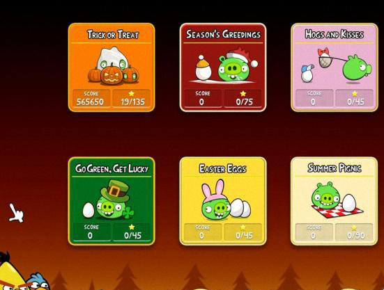 full version angry birds seasons for pc