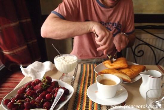 Koliovata Kashta Bulgaria ブルガリアのヨーグルトはおいしい、ブルガリア観光、