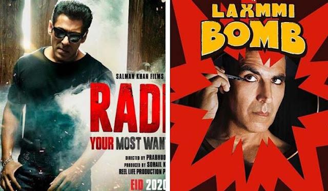 Akshay Kumar vs Salman khan