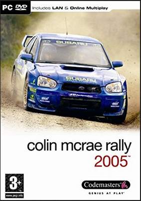 Colin McRae Rally 2005 PC [Full] Español [MEGA]