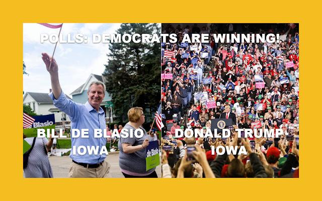 Memes POLLS: DEMOCRATS ARE WINNING!