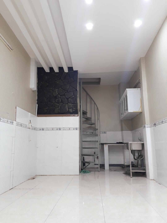 Bán nhà hẻm 56 Bùi Minh Trực phường 5 Quận 8 giá rẻ