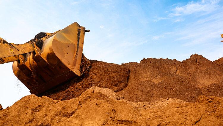 Santa Fe, conflicto gremial frena obras en construcción por falta de arena