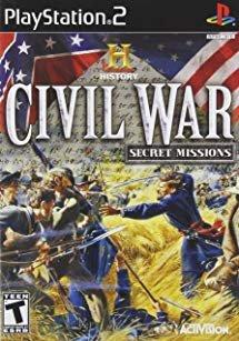 History Channel Civil War Secret Mission PS2 Torrent