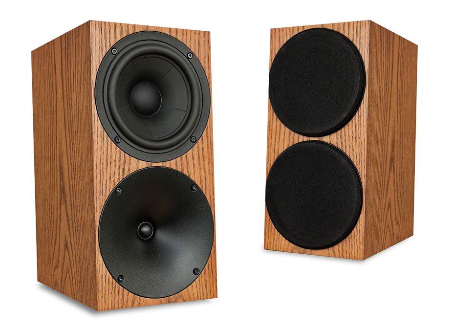 Stereo i Kolorowo - Underground: Kolumny podstawkowe Buchardt Audio S400