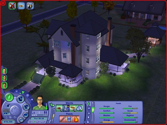 The Sims 2 Ultimate Collection PC Full Version Screenshot 1