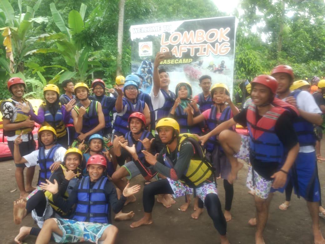 Rafting Di Lombok Dan Serunya Menaklukan Derasnya Arus Sungai