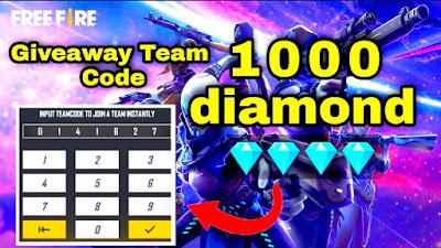 Free-fire-1000-diamond-giveaway