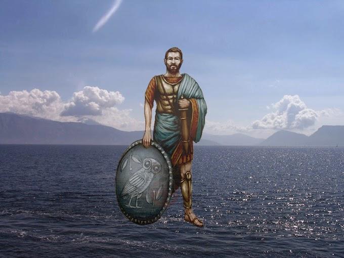 Θεμιστοκλής του Νεοκλέους ο Φρεάριος 527-459 π.Χ.