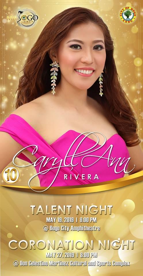 CARYLL ANN RIVERA Candidate #10