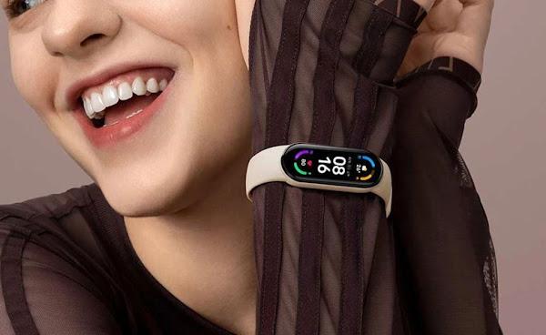 Xiaomi Mi Band 6 já à venda na Tomtop (Não é a versão global)