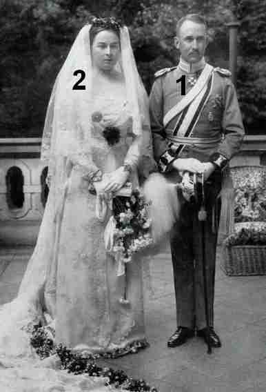 Prince Heinrich XXXIII Reuss of Köstritz-Prinzessin Viktoria Margarete  von Preussen