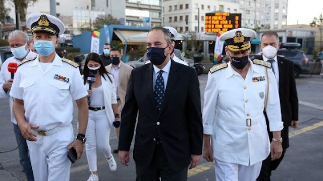 Πλακιωτάκης: Αύξηση στην πληρότητα των πλοίων από σήμερα