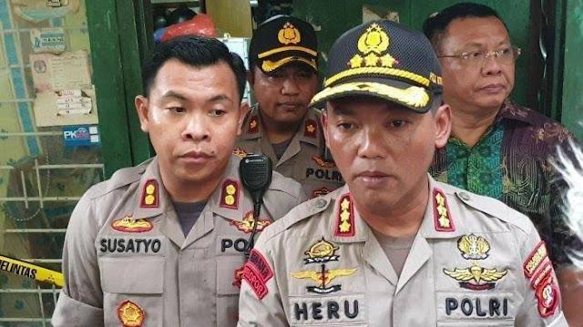 Idham Azis Juga Copot Kapolres Jakarta Pusat dan Kapolres Bogor