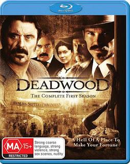Deadwood – Temporada 1 [4xBD25] *Con Audio Latino
