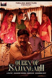 Download Queen of Sajjangarh (2021) Full Movie Hindi 480p 720p HD