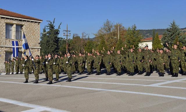 Οριστικό: Μειώνεται η στρατιωτική θητεία – Πόσο θα υπηρετούν σε Ναυτικό, Αεροπορία, Στρατό Ξηράς