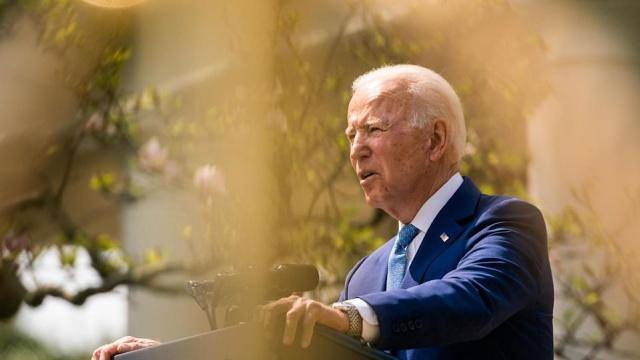 Sampaikan Salam Ramadhan, Joe Biden Kutip Ayat Suci Al-Quran