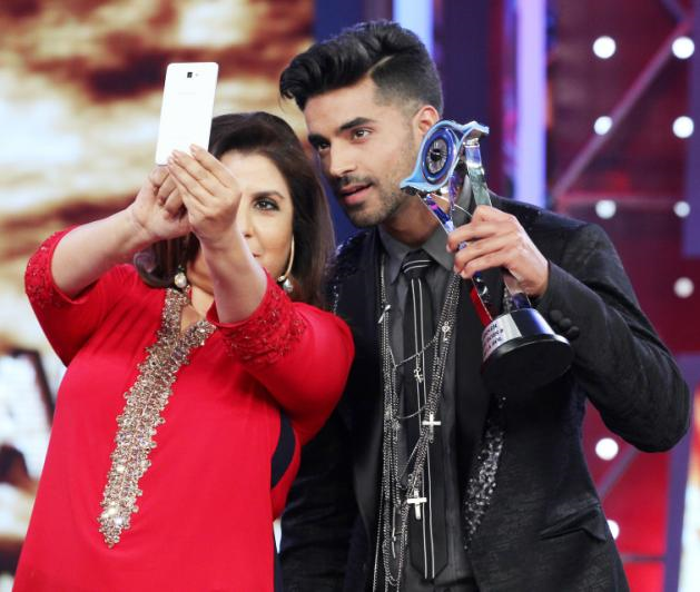 Gautam Gulati and Farah Khan