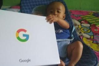 Google Memberi Hadiah Kepada Bayi Yang Bernama Google di Indonesia