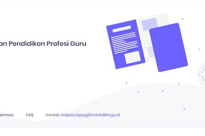 Pengumuman Hasil Seleksi Administrasi Program Pendidikan Profesi Guru Pra Jabatan Tahun 2019