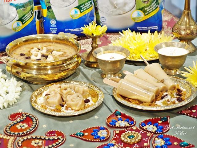 Fernleaf Payasam Special Recipe For Deepavali 2016