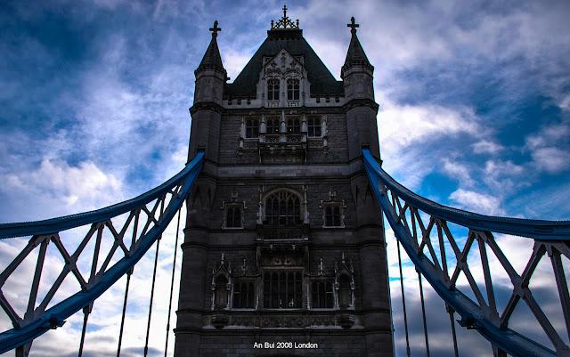Du lịch Lôn Đôn, Anh 2008