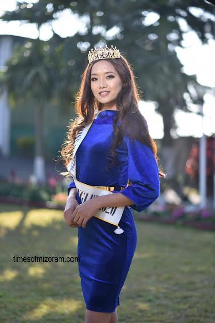 Miss Lunglei Lalsangzeli