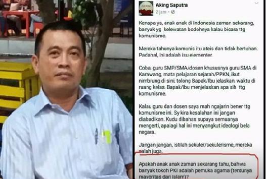 Lecehkan Islam, Direktur Anak Perusahaan Agung Podomoro Dipecat