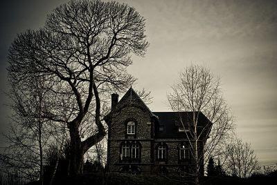 La casa de la bruja de más de cien años