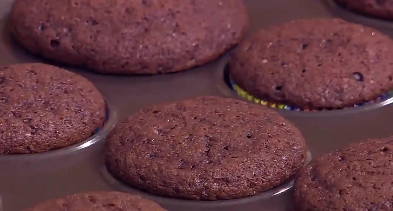 طريقة عمل الكب كيك بالشوكولاتة,كب كيك