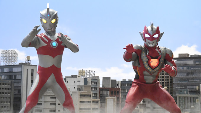 Ultraman Z Episode 19 Subtitle Indonesia