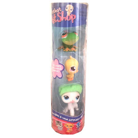 Littlest Pet Shop Tubes Parakeet (#No #) Pet