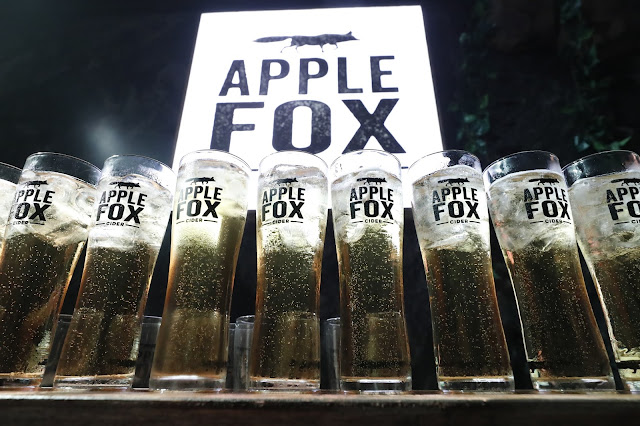Real Apple Tasted Apple Fox Cider