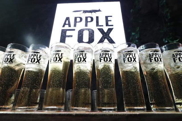 Real Apple Tasted Apple Fox Cider