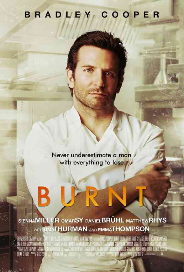 فیلم دوبله: سوخته (2015) Burnt