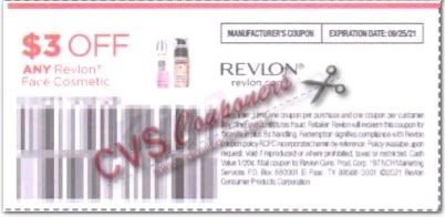 """$3.00/1 Revlon face Coupon from """"SMARTSOURCE"""" insert week of 9/12/21."""