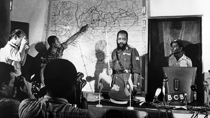 1967 War: Rare Biafra War Documentary And Touching Song