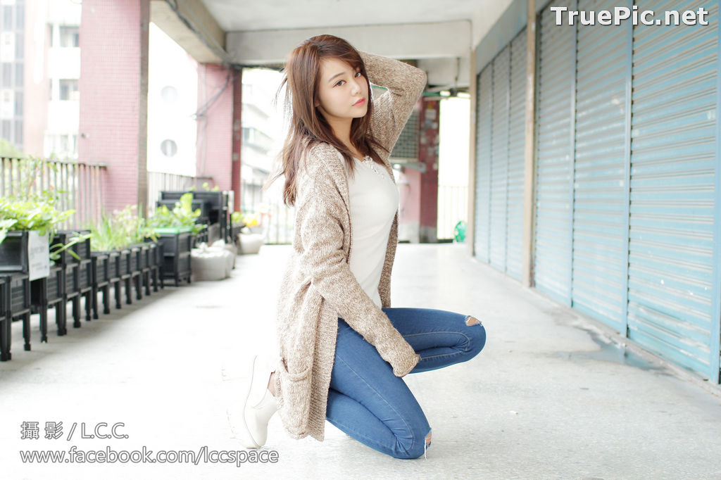 Image Taiwanese Model – Sun Hui Tong (孫卉彤) – A Day At Huannan Apartment - TruePic.net - Picture-7