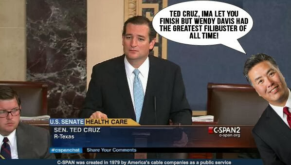 Ted Cruz Teen Video