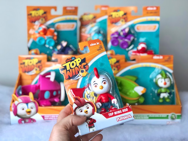 Treehouse Top Wing Toys
