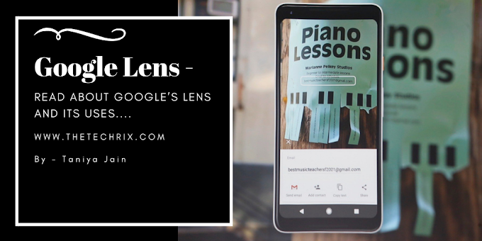Google Lens - Best Image Recognition Tool for Smartphone
