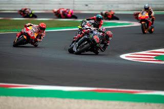Jumlah Seri MotoGP Ada Berapa ?