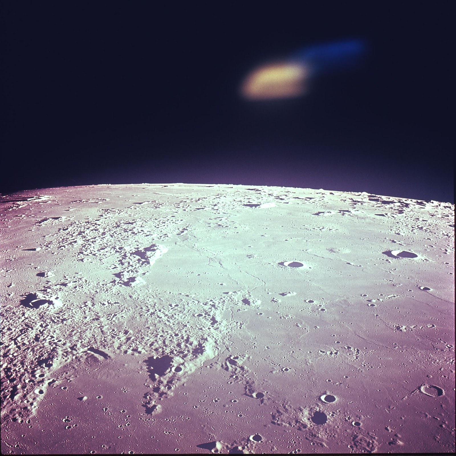 UFO SIGHTINGS DAILY: UFO Discovered In Apollo 12 Mission ...