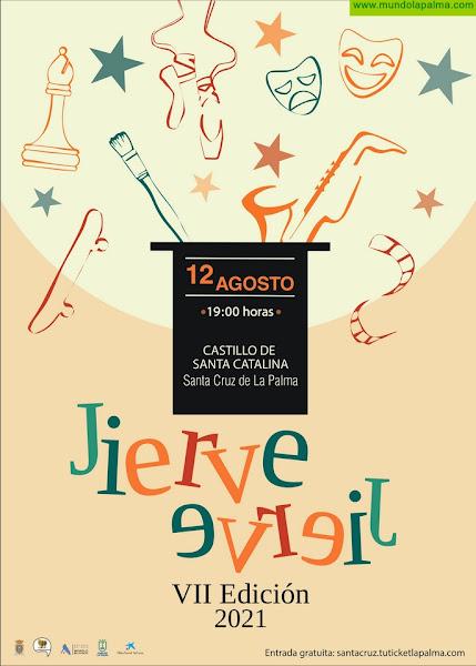 Santa Cruz de La Palma reúne la juventud y el talento de la isla en el festival 'Jierve Jierve'