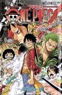 One Piece Manga Tomo 69