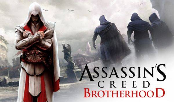 {497mb parts} Assasssin's Creed Brotherhood highly compressed download for PC with install proof
