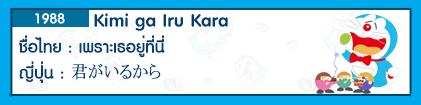 http://baiduchan-thaisub.blogspot.com/2016/05/kimi-ga-iru-kara.html