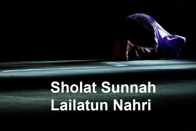Sholat Sunnah Lailatun Nachri / Lailatun Nahr